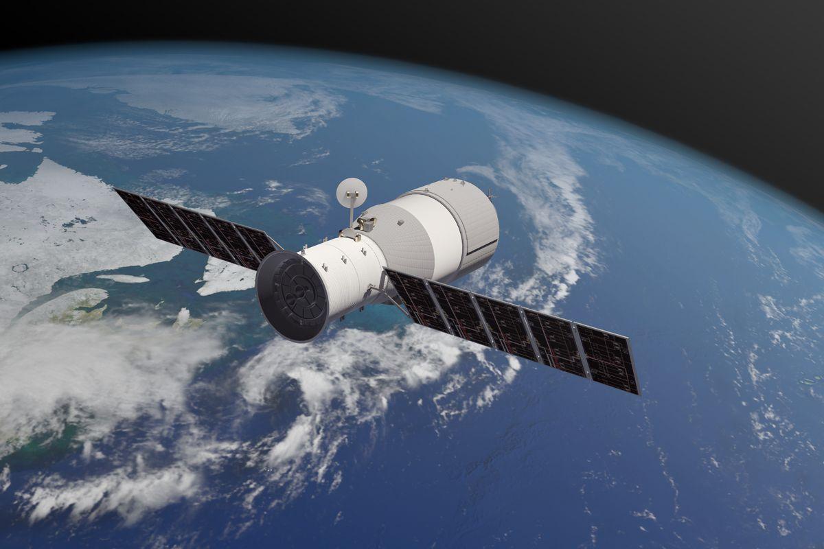 Обломки китайской космической станции упадут наЗемлю завтра