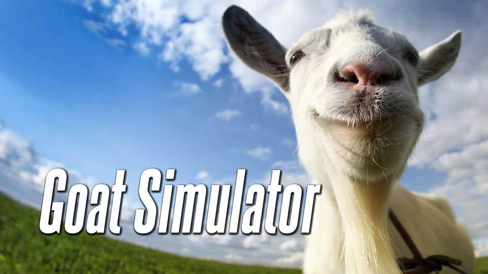 ВGoat Simulator появится своя королевская битва