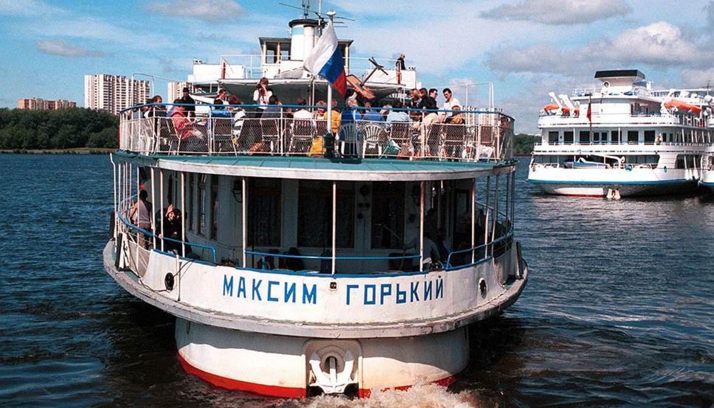 «Яхту Сталина» превратят вмузей вПарке Горького