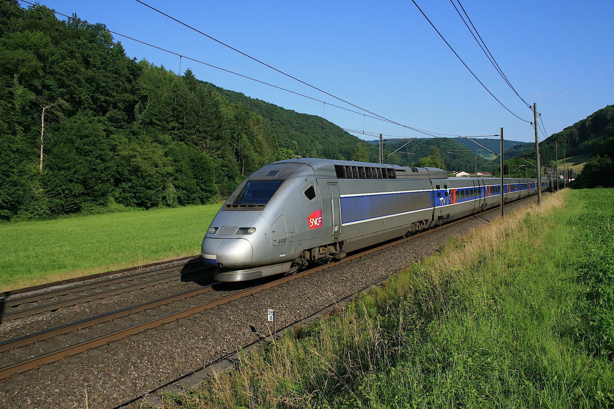 Французские железнодорожники проведут двухдневную забастовку