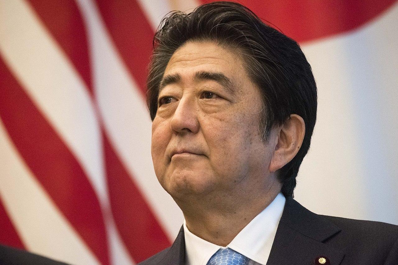 Премьер Японии посетит США во 2-ой половине апреля
