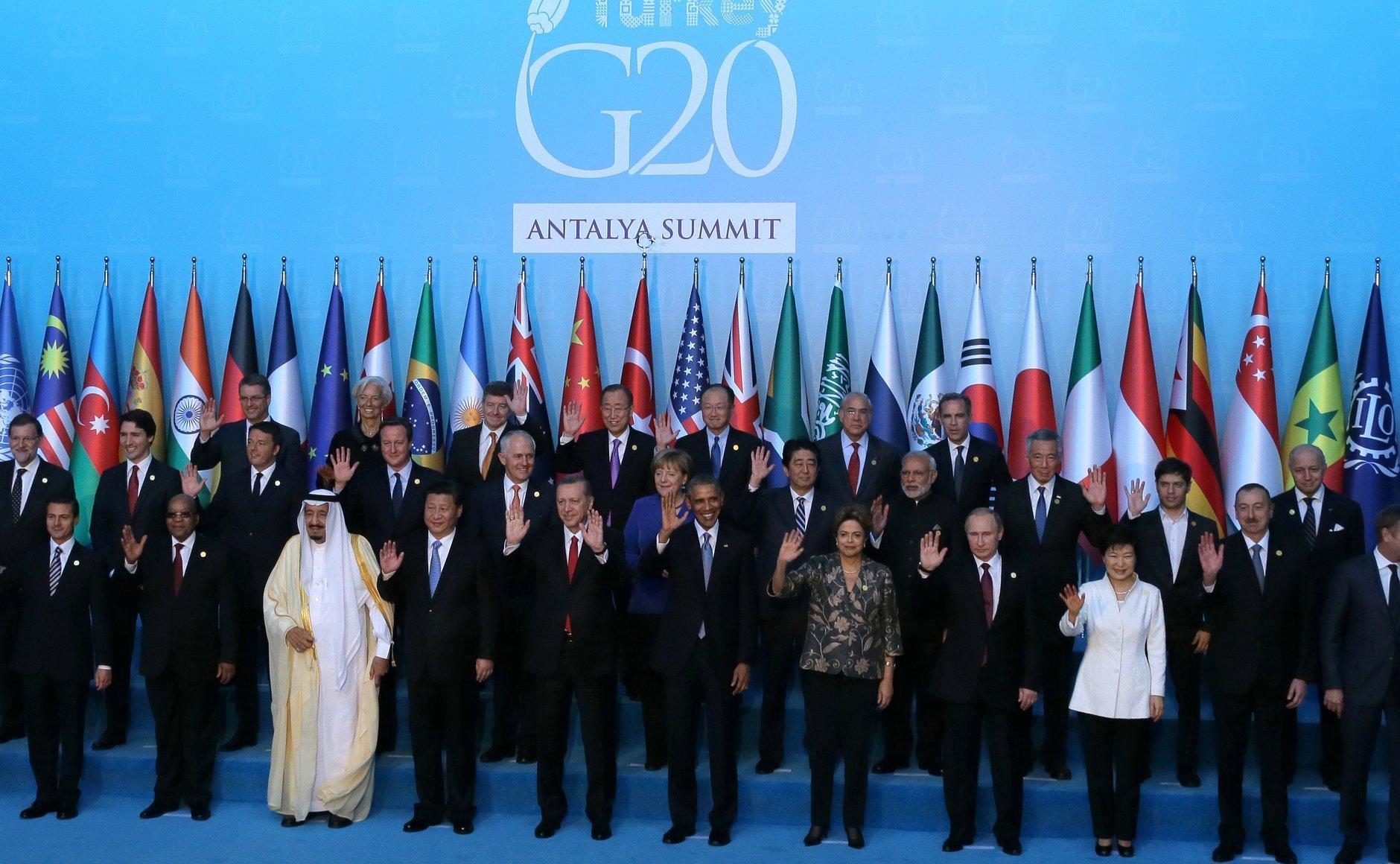 ВЯпонии назвали дату проведения саммита G20