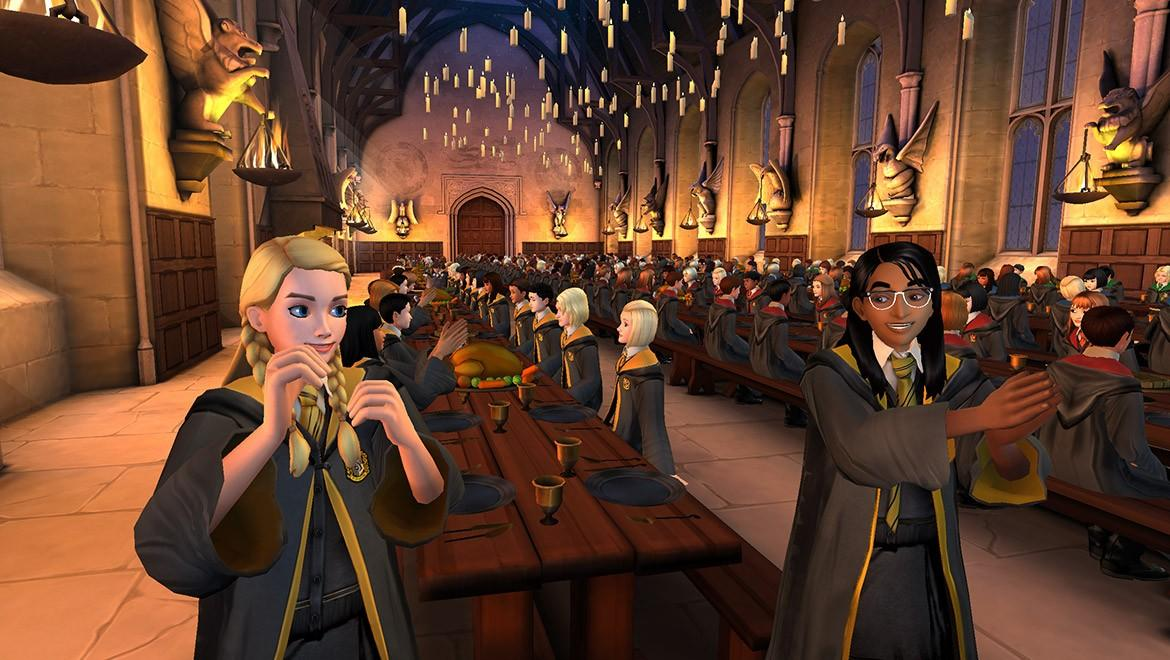 Ролевая игра Harry Potter: Hogwarts Mystery выйдет в апреле
