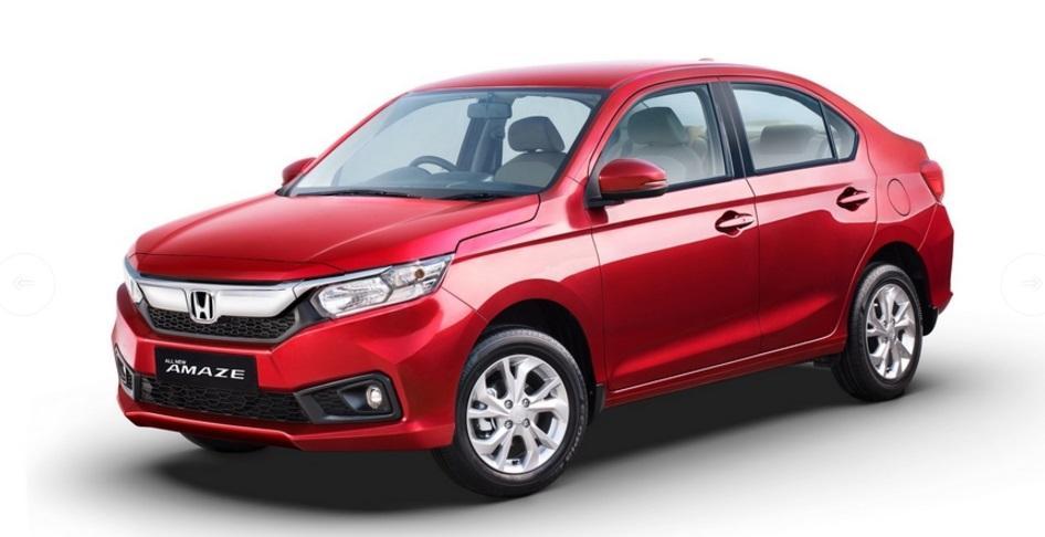 Honda выводит нарынок новый седан
