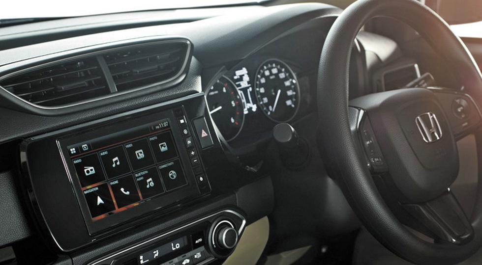 Хонда выпустит новый компактный седан Amaze