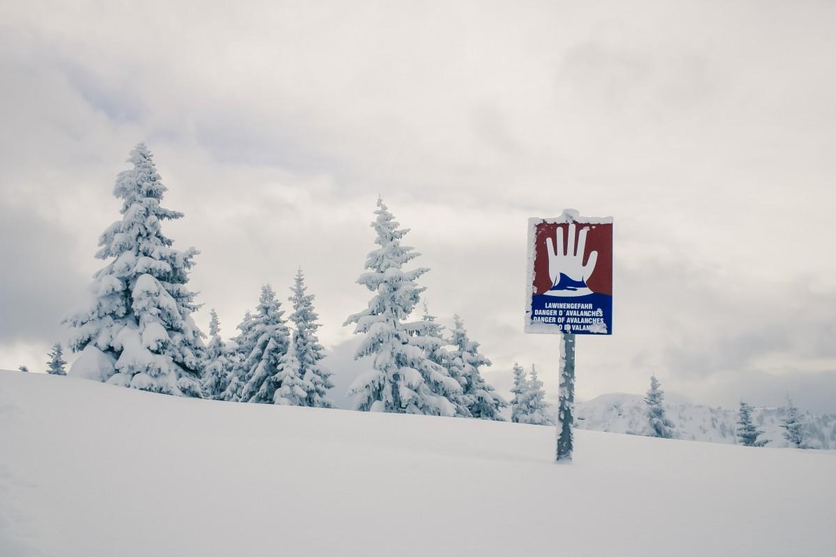 Ростуризм предупреждает обопасности схода лавин вНорвегии