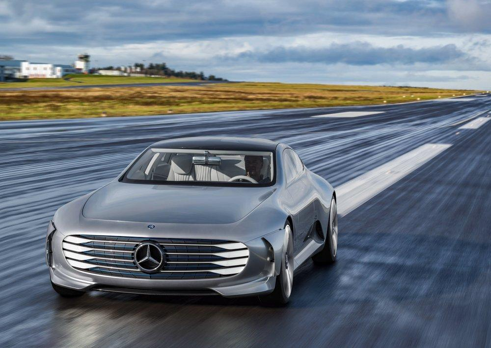 В 2020 году Mercedes-Benz намеревается выпустить премиальный электроседан