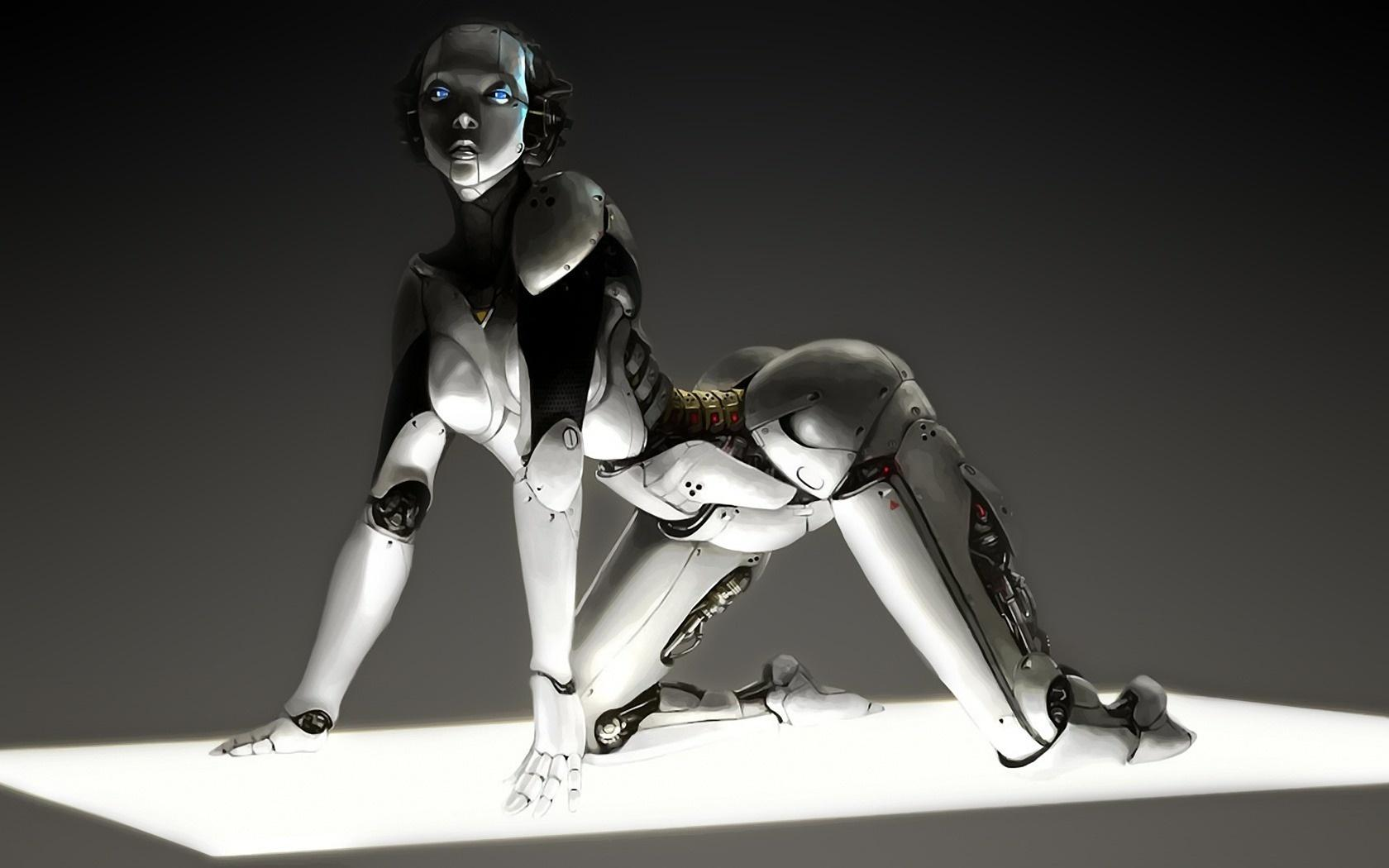Секс-роботов хотят обучить отказывать человеку