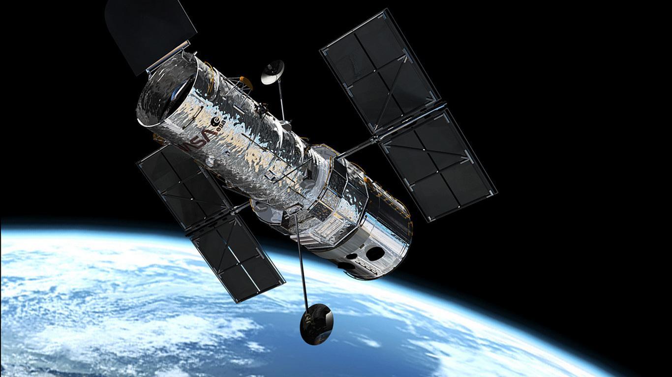 «Хаббл» сфотографировал один изкрупнейших объектов воВселенной