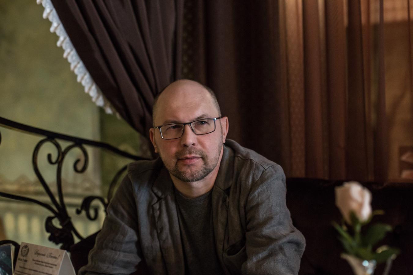 ВИжевске состоится творческая встреча списателем Алексеем Ивановым