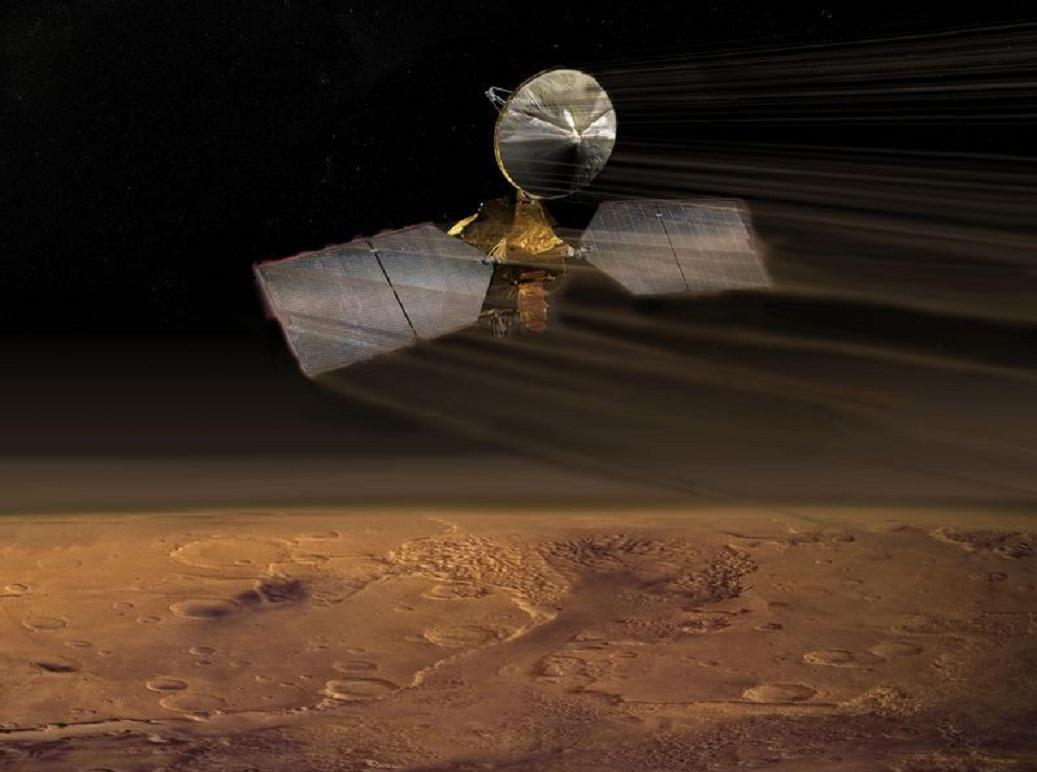 Зонд «ЭкзоМарс-TGO» принялся запоиски следов «дыхания жизни» наМарсе