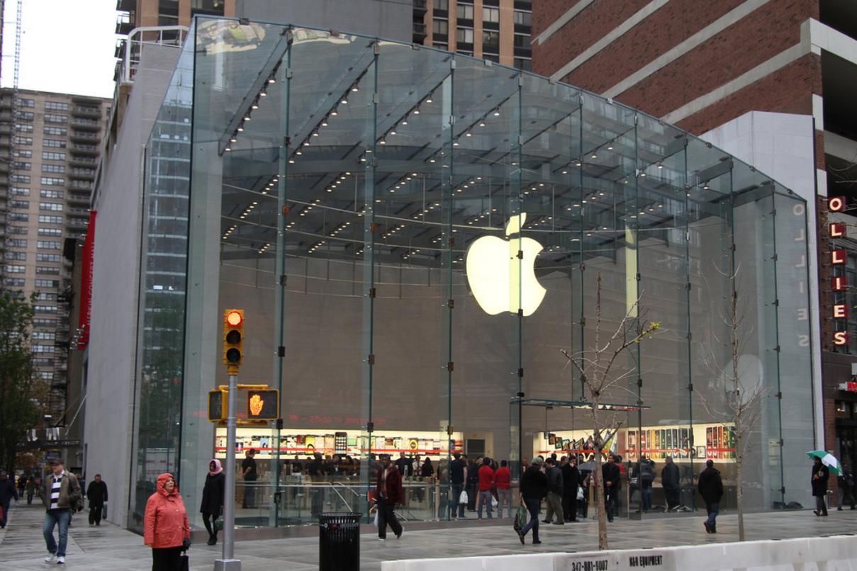 Компания Apple удалит изAppStore приложение такси «Максим» из-за санкций