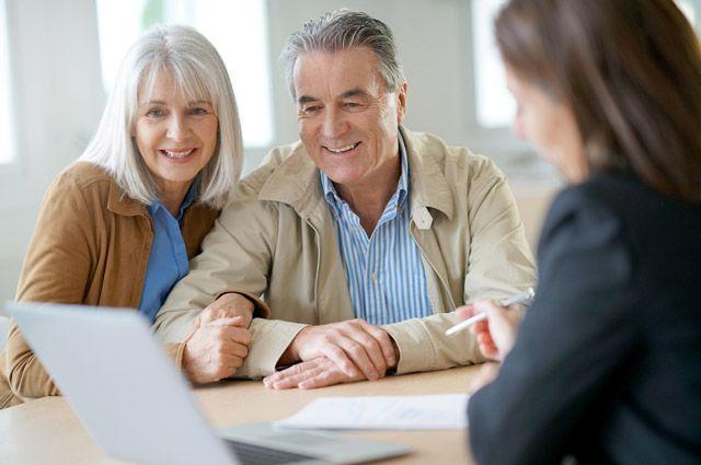 Денежные кредиты для пенсионеров