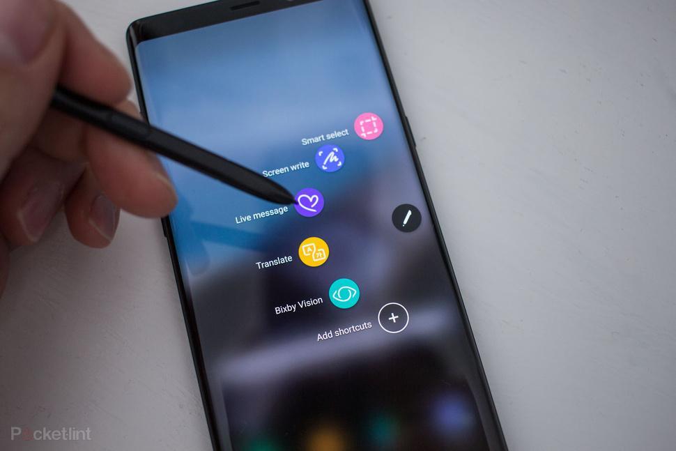 Раскрыты характеристики фаблета Samsung Galaxy Note 9