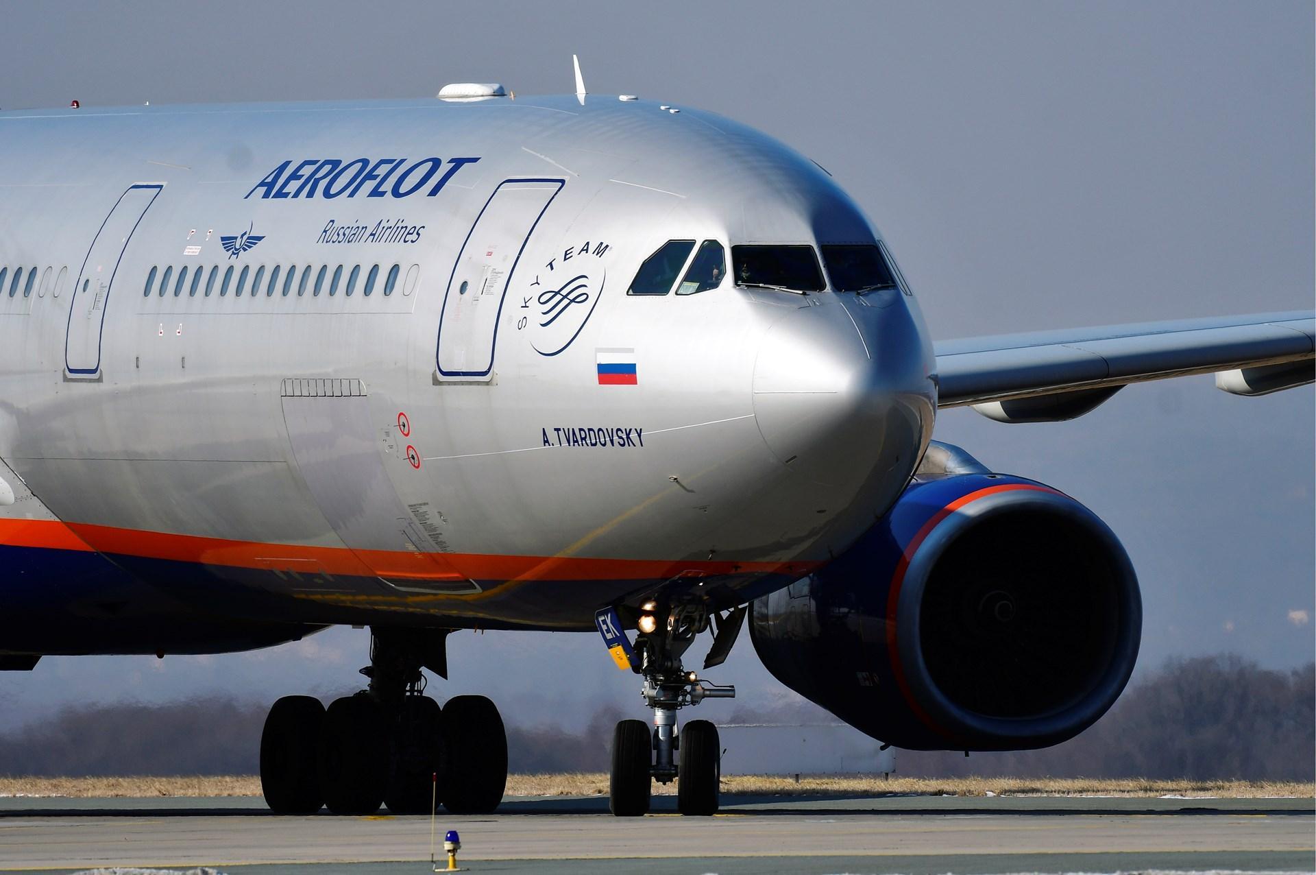 Источник опроверг прекращение «Аэрофлотом» полетов вСША из-за «проблем» с североамериканским посольством