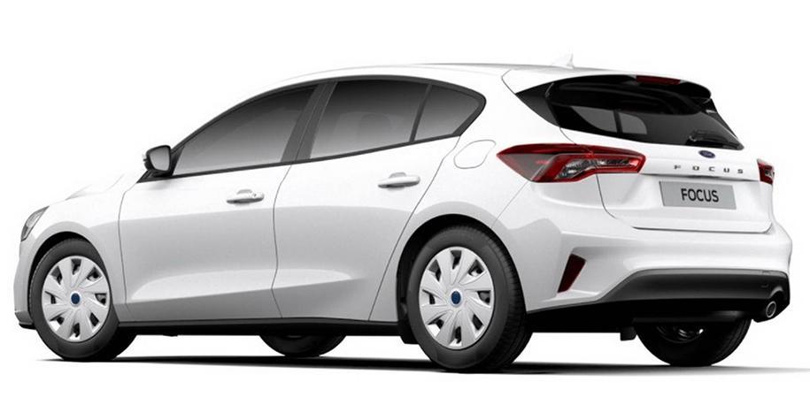 Новый Форд Focus будет стоить 18,7 тысячи евро