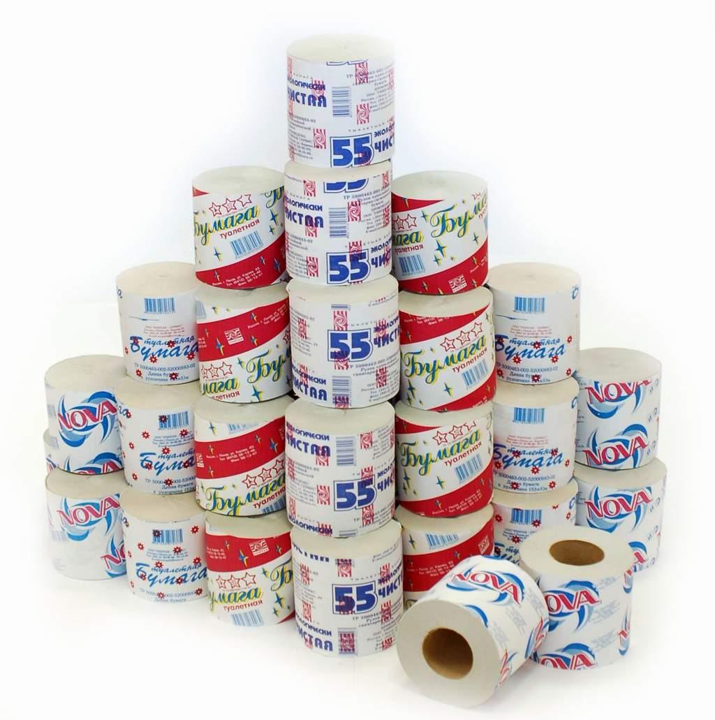 Ученые: Туалетная бумага несет всебе скрытую опасность