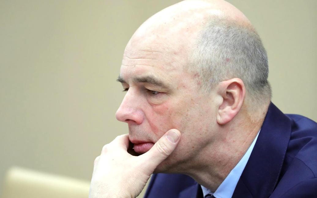 Силуанов ждет  укрепление курса до58-60 руб.  задоллар