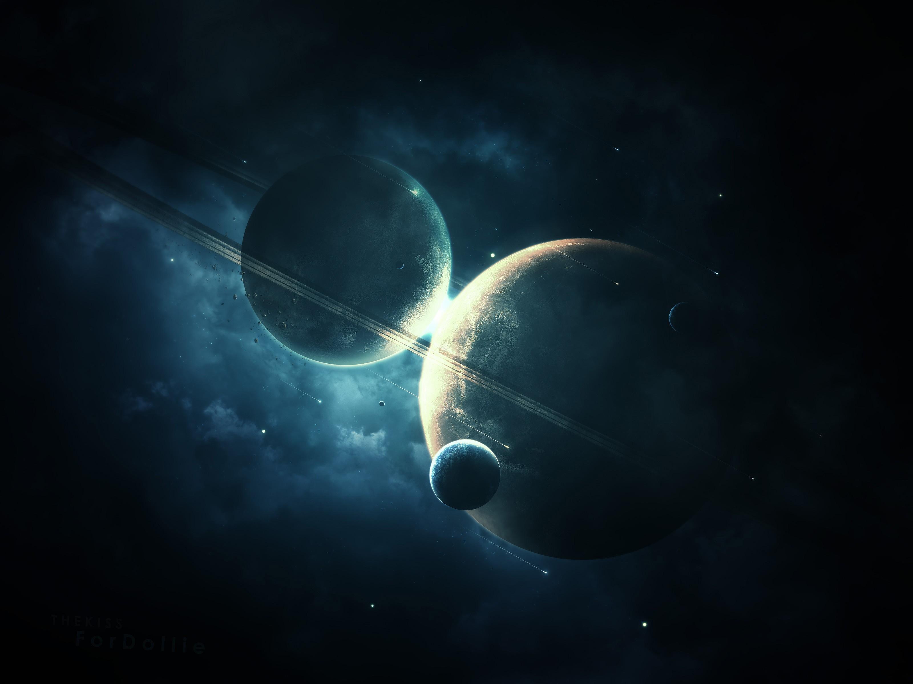Двойные звезды выплевывают планеты из-за зоны неустойчивости— Ученые