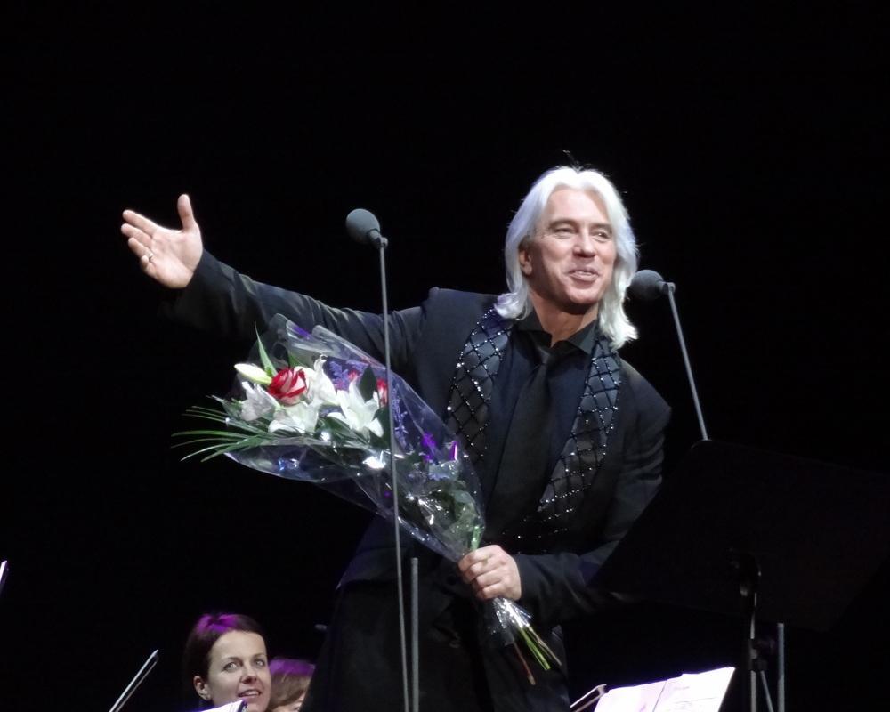 ВВашингтоне прошёл концерт памяти Дмитрия Хворостовского