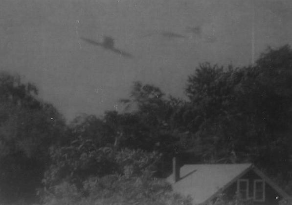 Наснимках 50-х годов ученые обнаружили три загадочных НЛО