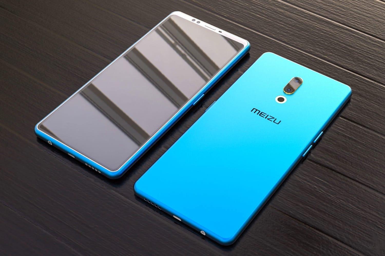 Вweb-сети интернет появилось фото телефона Meizu 15