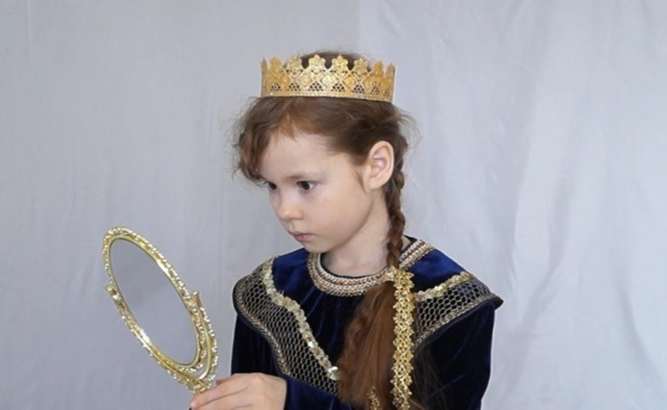 10-летняя челябинка участвует вкастинге Disney