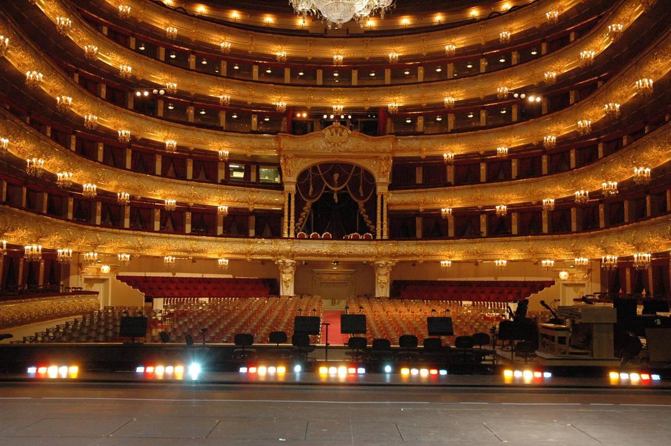 Пермский театр оперы ибалета завоевал 5 «Золотых масок»!
