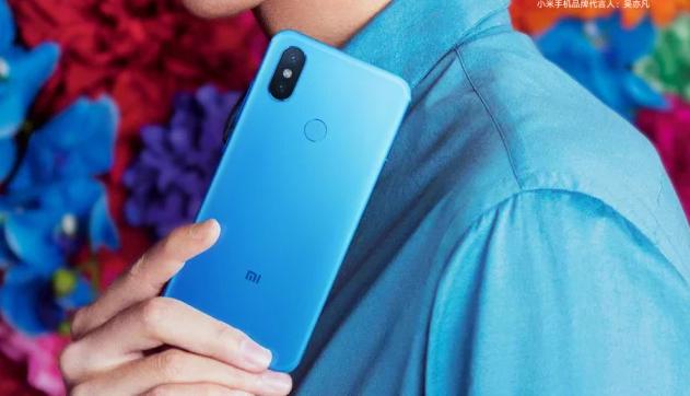 Xiaomi MiA2 показали наофициальном изображении