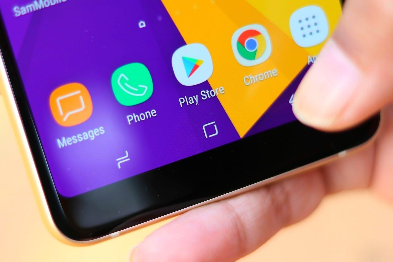 Смартфон Самсунг Galaxy J6 появился вбазе данных FCC