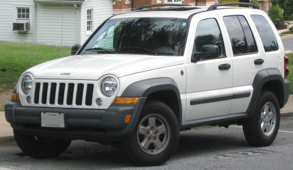 Jeep отзовет джипы  Liberty в РФ  из-за сложностей  сбезопасностью