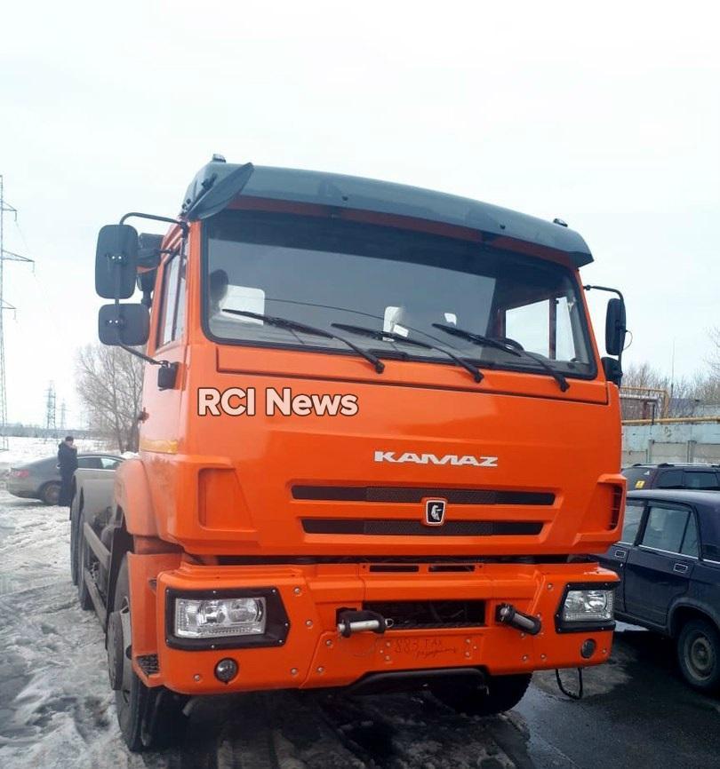 «КамАЗ» впервый раз с1976 года на100% обновит кабины собственных фургонов