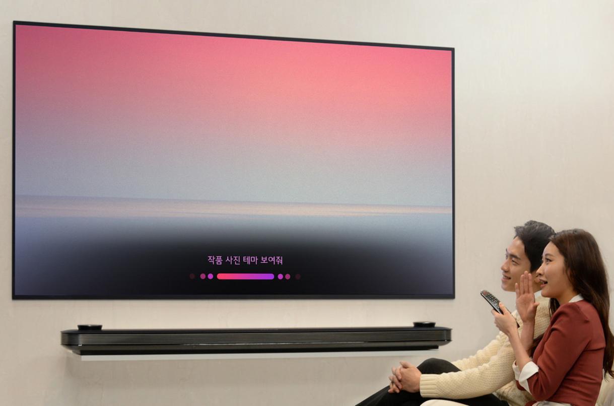 LGначала продажи нового OLED-телевизора сфункцией искусственного интеллекта
