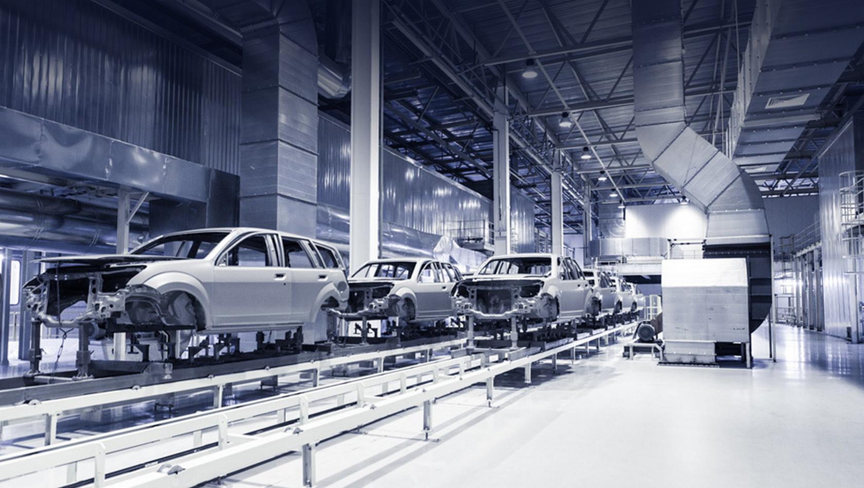 Производство легковых авто в РФ вначале весны выросло на20%