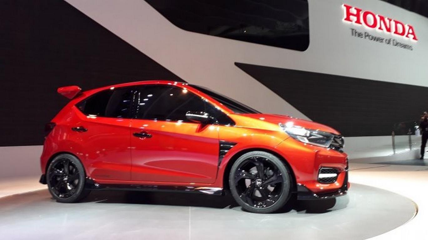 Дешевый хэтчбек Хонда Brio получит «заряженную» версию