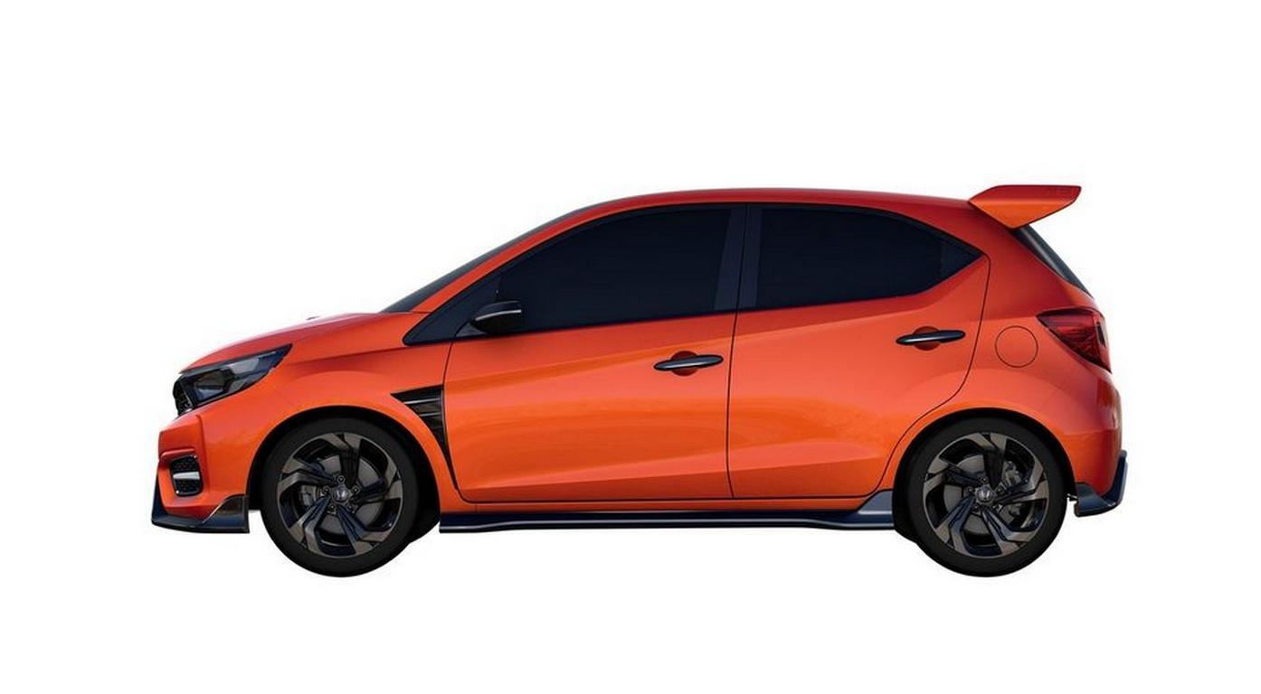 Хонда выпустит новый концептуальный хетчбэк за600 тыс. руб.