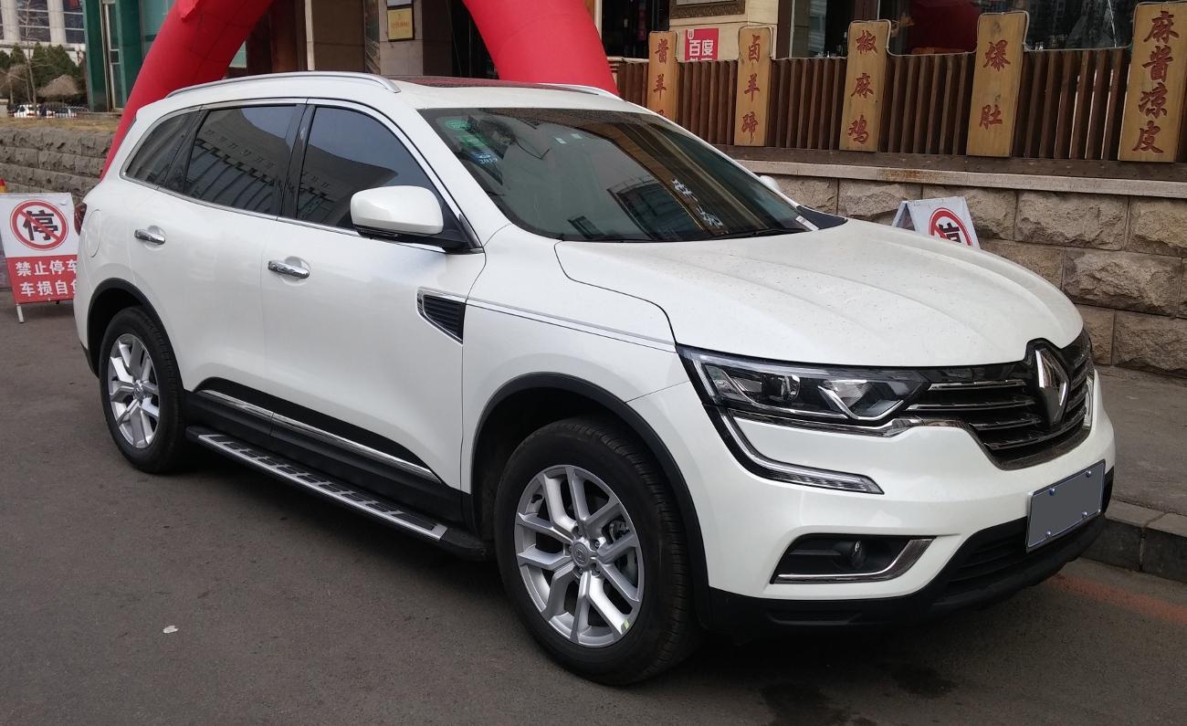 На русском рынке подорожали кроссоверы Renault
