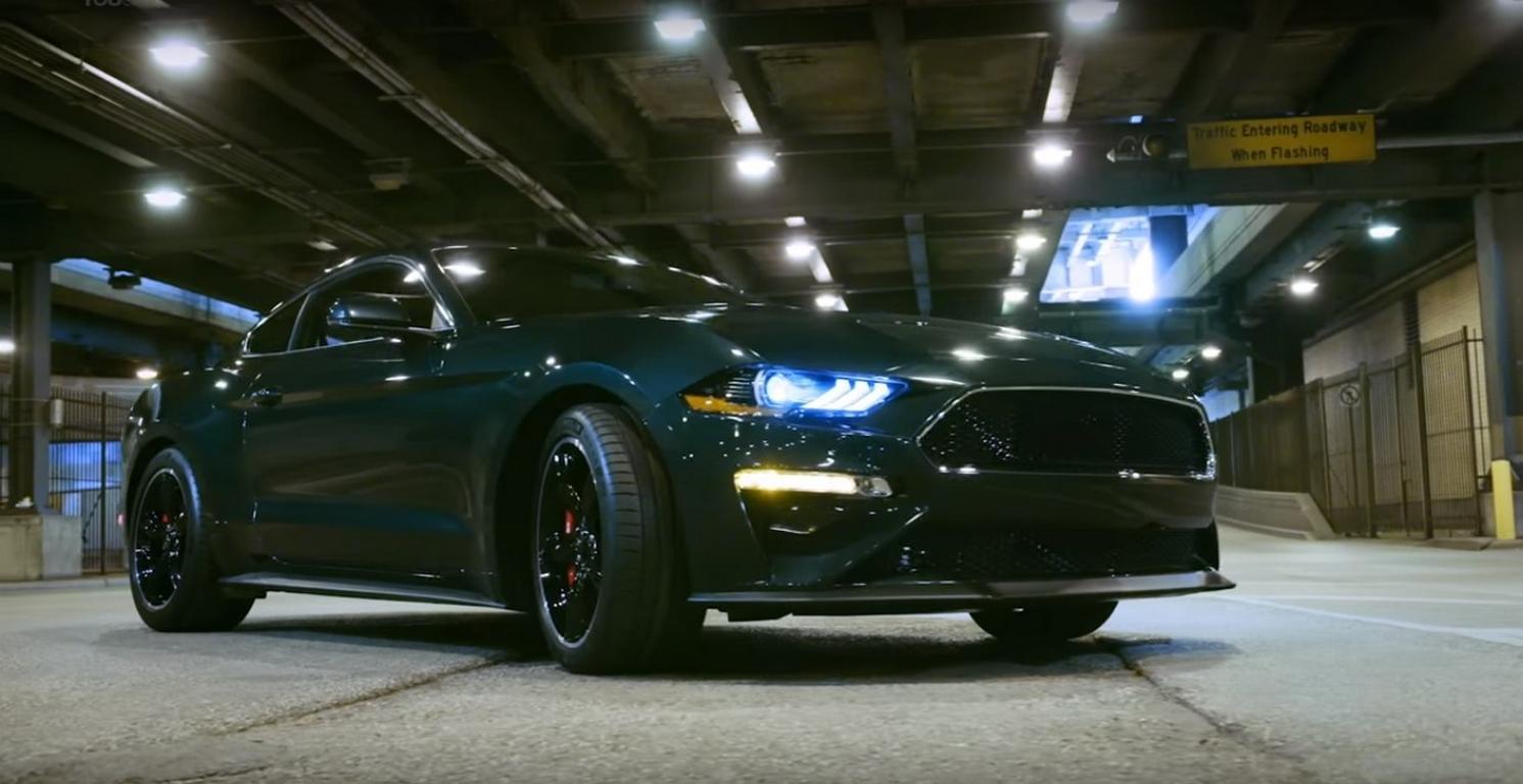 Текущее поколение Форд Mustang получит гибридную версию к 2020