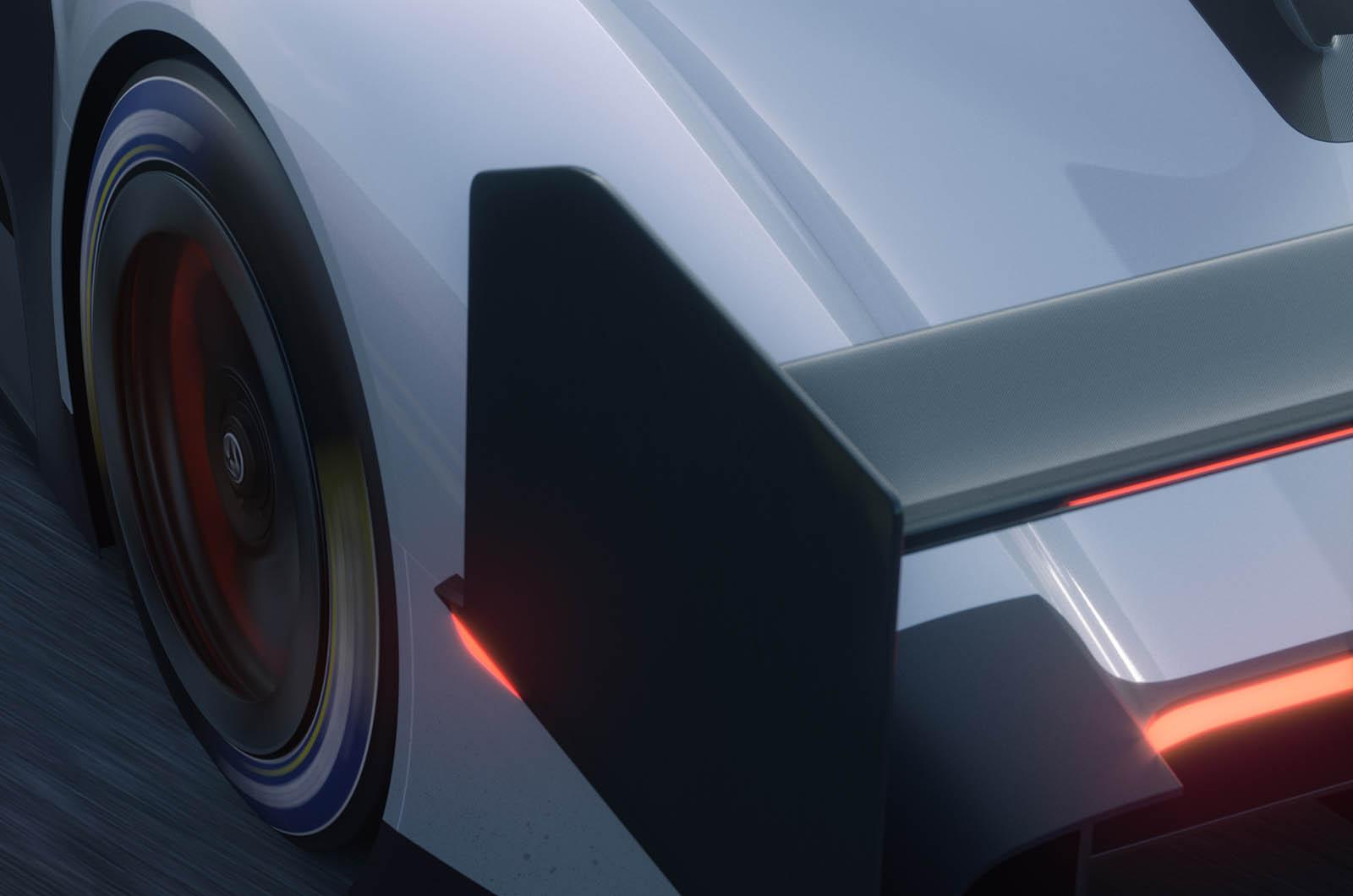 Фольксваген представил гоночную модельID RPikes Peak