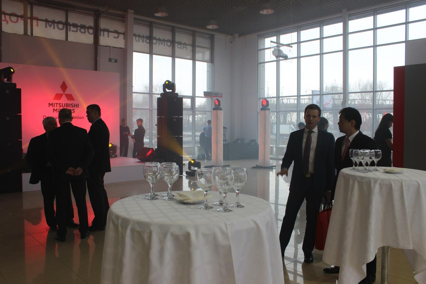 Мицубиси открыла новый дилерский центр вОренбурге