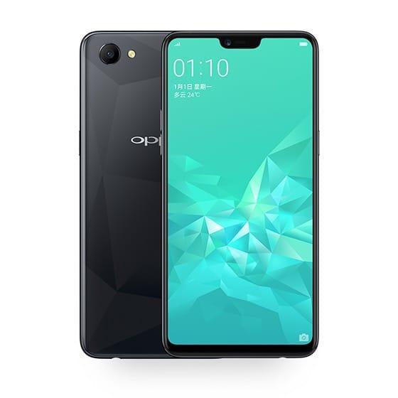 Анонс Oppo A3: общедоступный смартфон состеклянным корпусом ивырезом вэкране