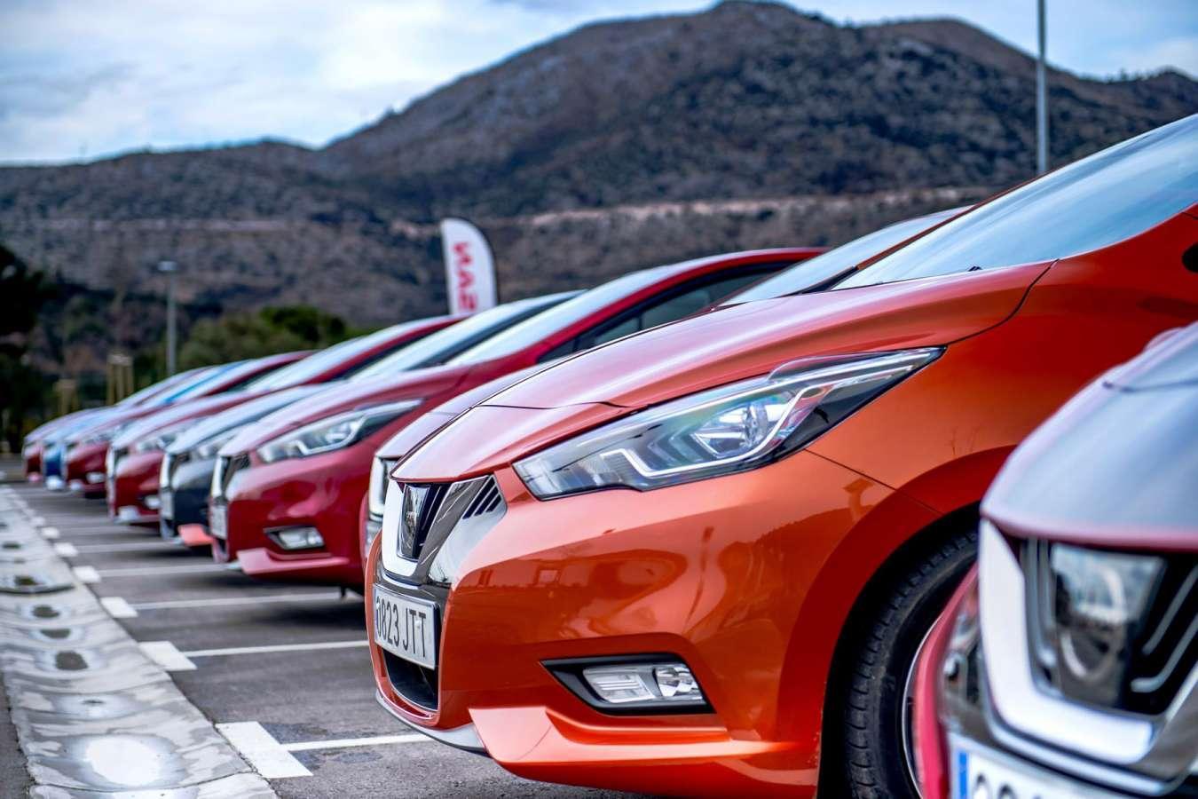 Впрошлом месяце мировой рынок автомобилей вырос на1,2%