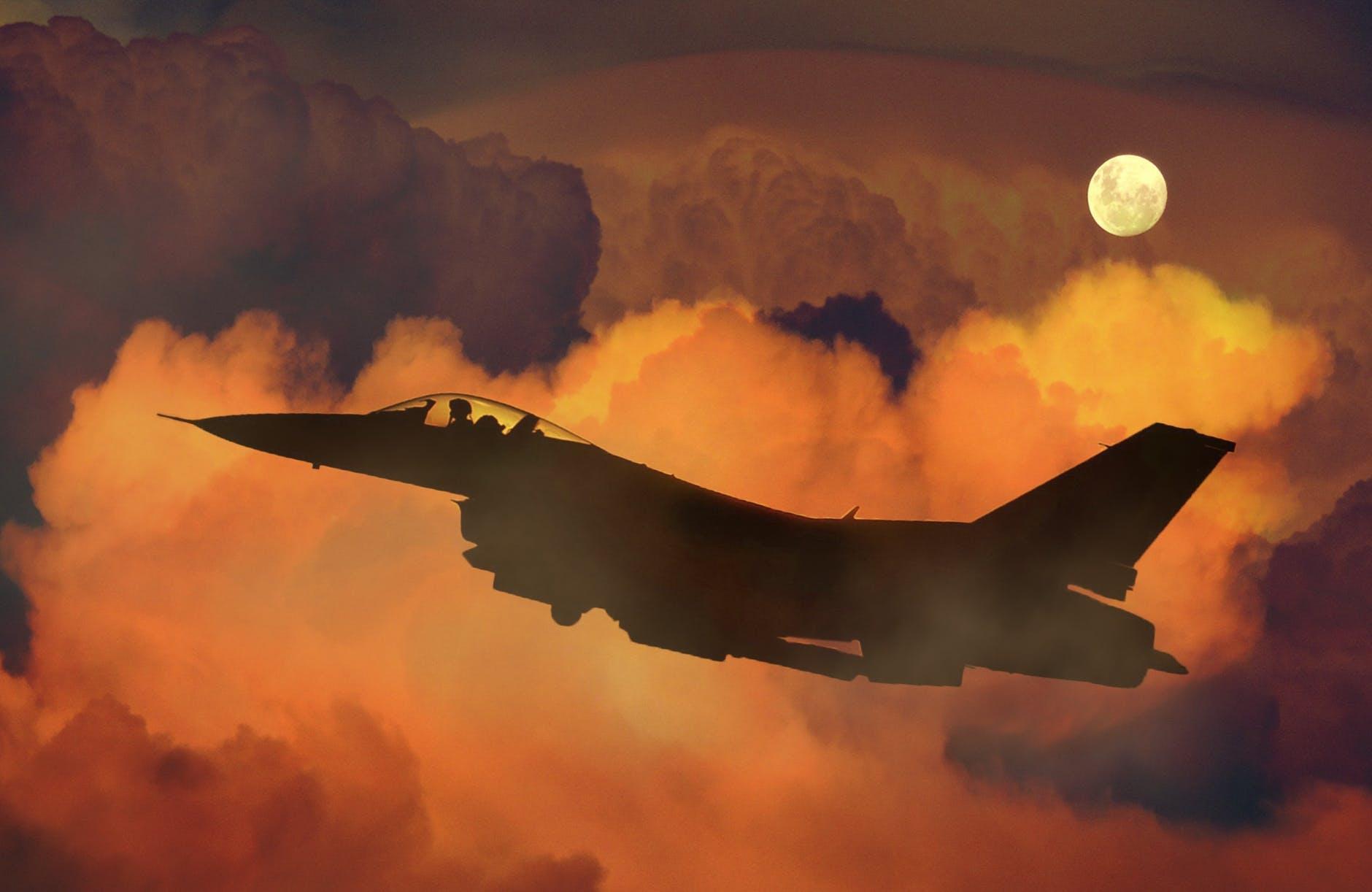 Минобороны Англии решило потратить £80 млн нановейшую систему управления ВВС