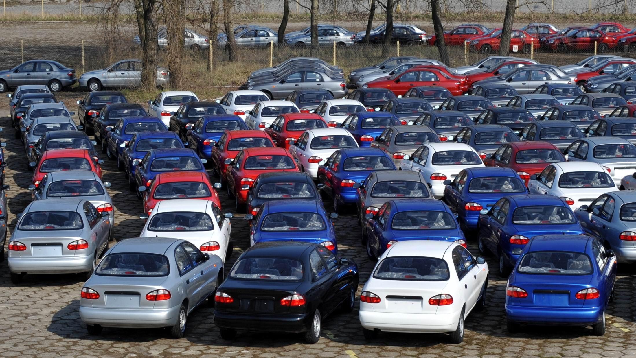 Составлен ТОП-10 городов-миллионников попродажам новых авто