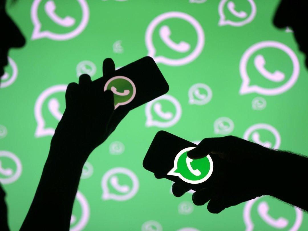 Вбета-версии WhatsApp можно посылать положение стикером