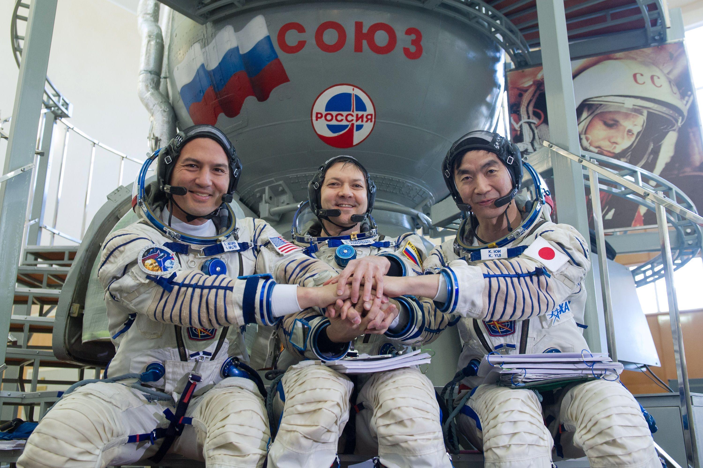 Самарский космонавт Олег Кононенко готовится ксвоему четвёртому полёту вкосмос
