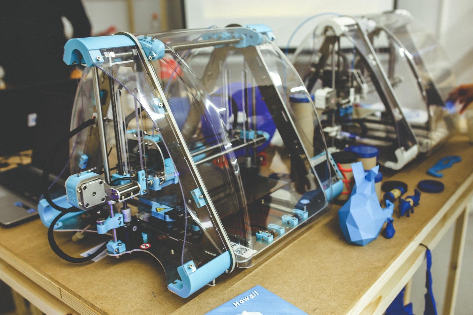 Новости: Ученые создали 3D-принтер для печати вкусных продуктов питания