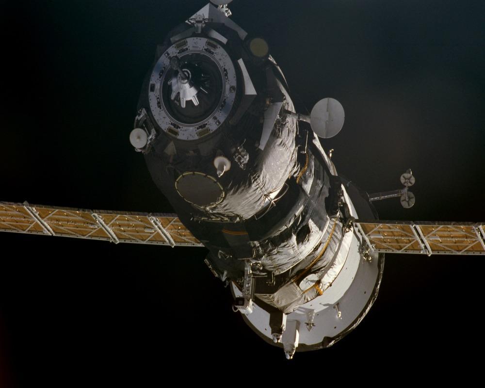 Космический грузовой автомобиль «Прогресс МС-07» затонул вТихом океане