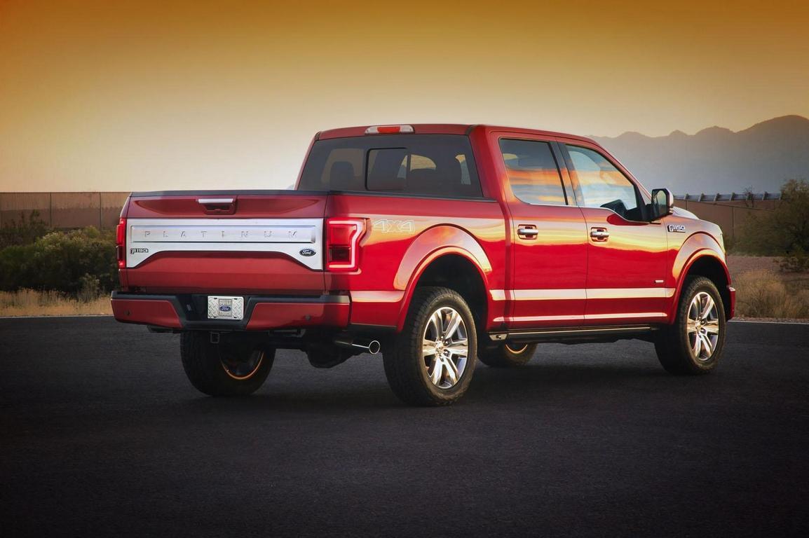 Форд к 2020-ому году откажется от легковых авто впользу пикапов икроссоверов