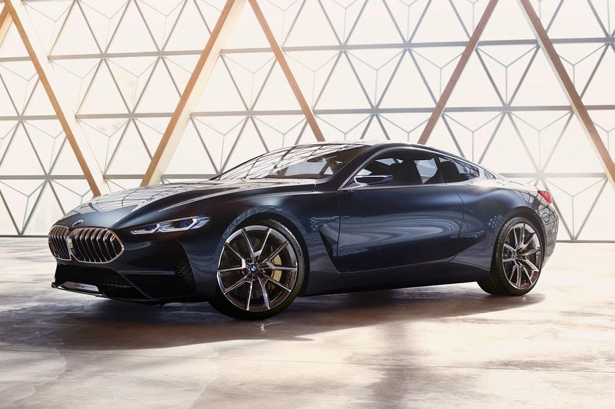 «Восьмерка» БМВ получит новый двигатель V8